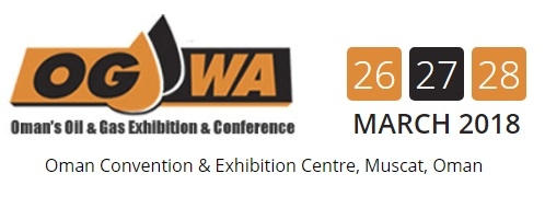 OGWA 2018, Oil and Gas West Asia - Exhibition and Conference