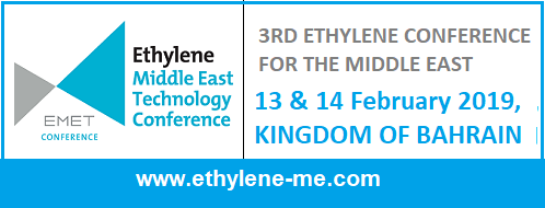 3rd Ethylene Middle East Technology  Conference & Exhibition