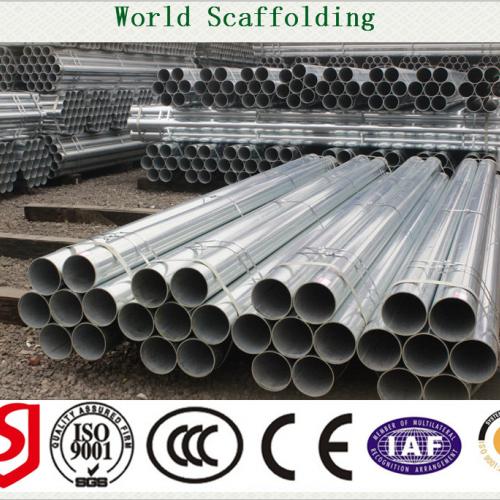 Scaffolding Steel Black Pipe