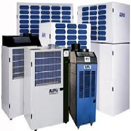 Air Conditioning Equipment - Manufacturers