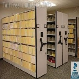 Shelving & Storage Systems
