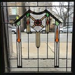Glass - Stained & Leaded