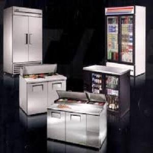 Refrigerating Equipment - Sales & Service