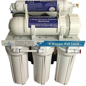 Reverse Osmosis Units - Supply & Service