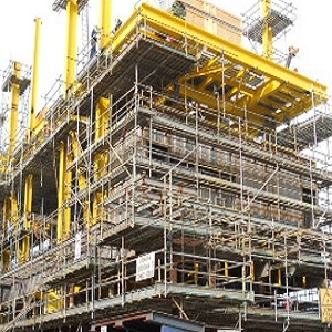 Painting Scaffolding & Insulation