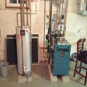Water Heaters & Boilers