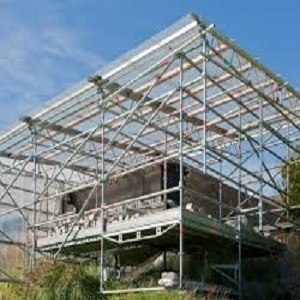 Mfr. of Scaffolding & Protective System