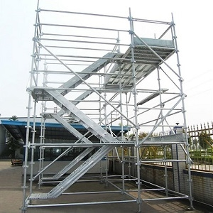 Mfr. of Rolling Towers, Ladders
