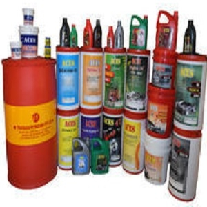Thermic Fluid & Greases