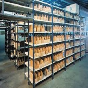 Slotted Angles & Storage Systems