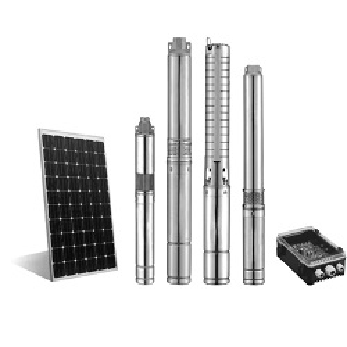 D.C. Solar Submersible Pumping Systems