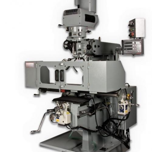Vertical Milling Machine - HU 4VK Topline (Huvema)