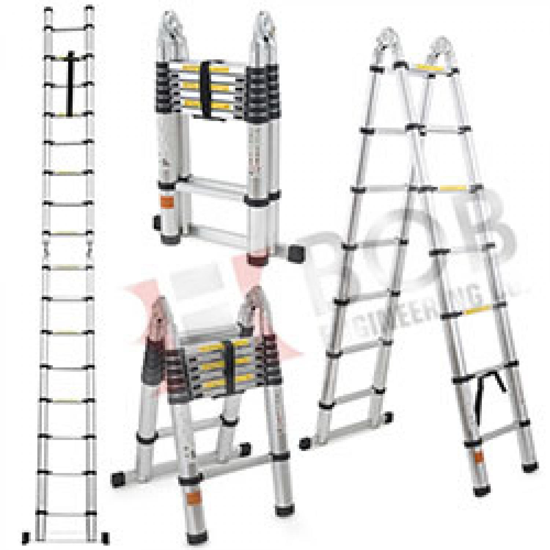 Industrial & Domestic Aluminium Ladders - Industrial & Domestic Aluminium Ladders